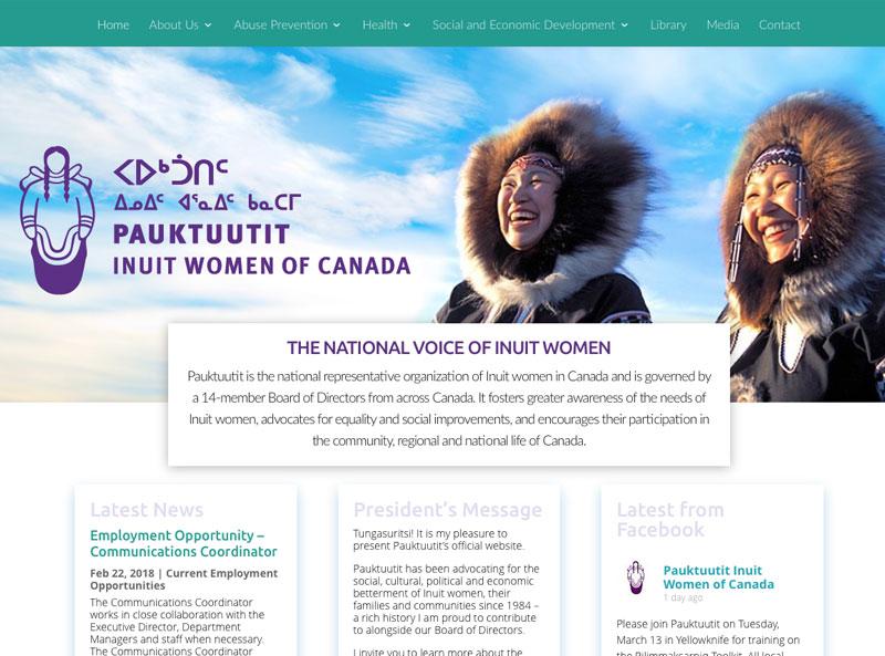 Pauktuutit Femmes inuites du Canada