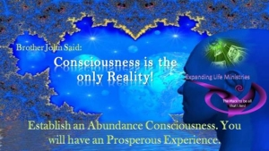 Consciouness only reality Slide9