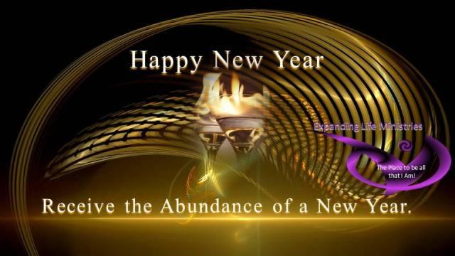 Abundance of a New Year Part 1