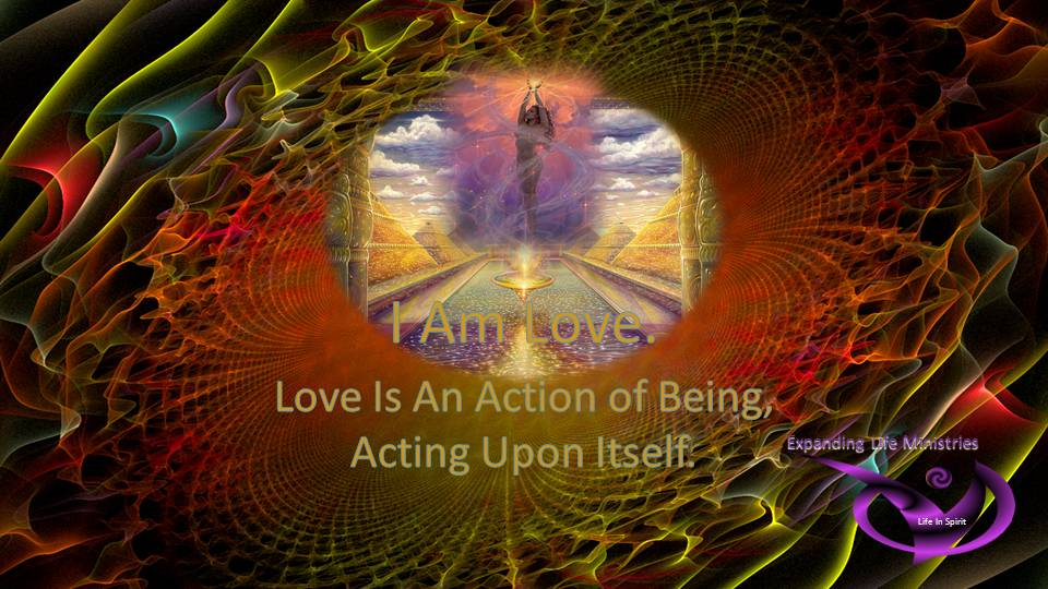 Love is an Action of Being
