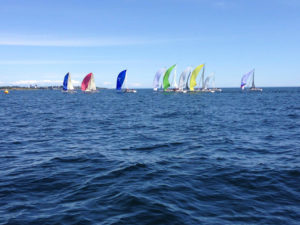 2014 Canadian Forces Sailing Association Regatta