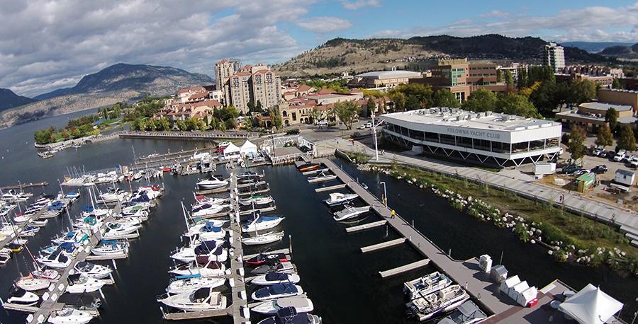 Kelowna Yacht Club, Okanagan, BC, Canada - 2016 Melges 24 Nationals Championships