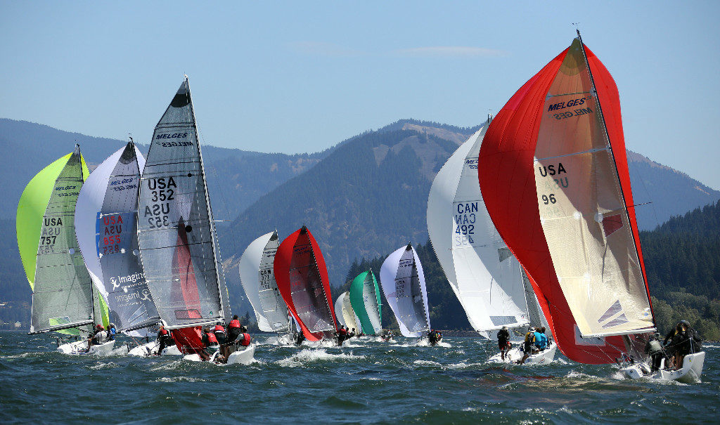 Stage 2 of North American Melges 24 Tour Open for Registration