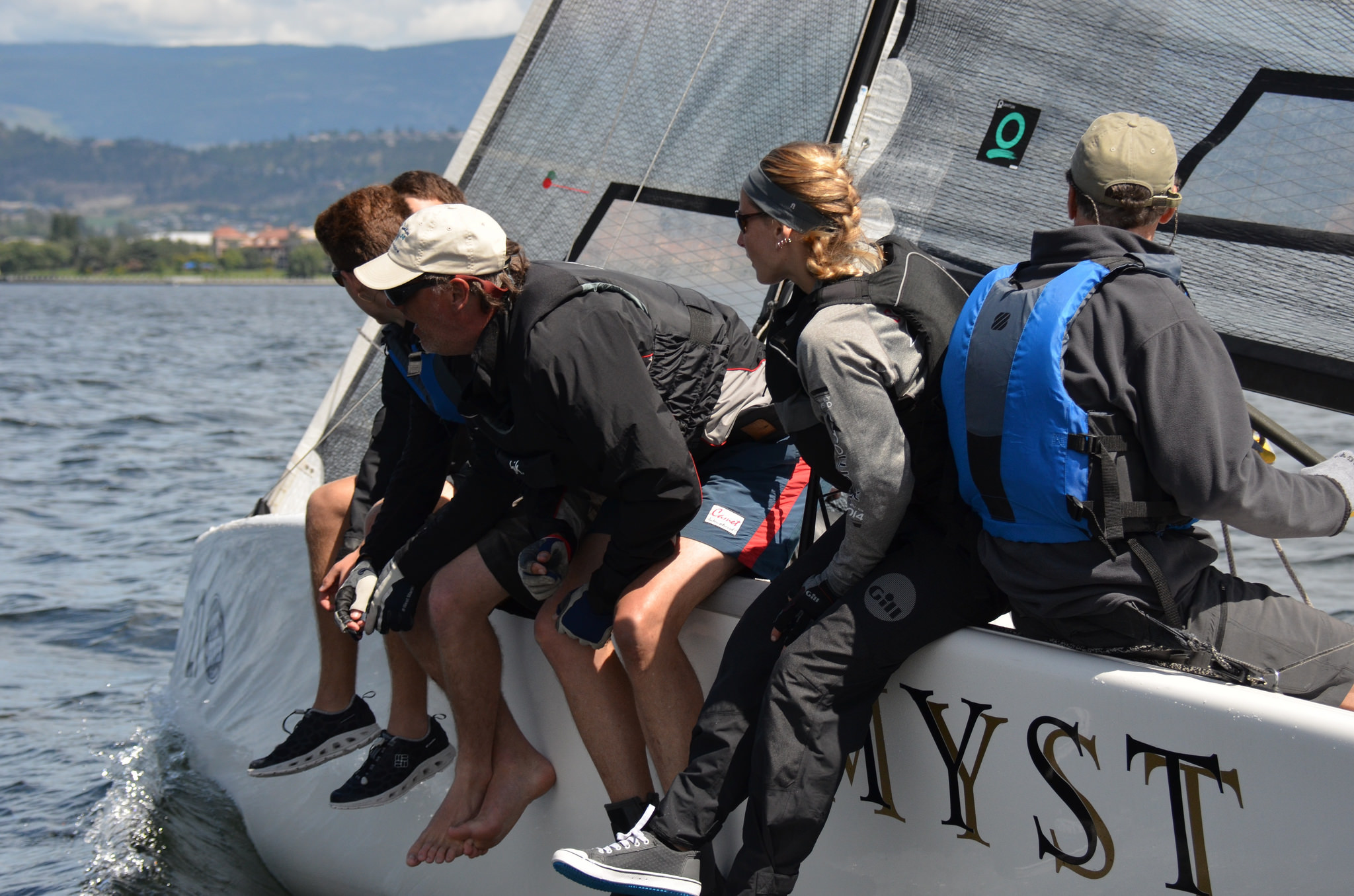 Quantum Sails Aboard as Official Sailmaker for the 2017 MELGES24 Canadian National Championship, Stage 3 of the NorAm Tour.