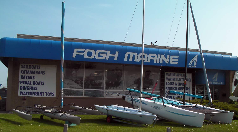 Fogh Marine to sponsor 2017 Melges 24 Canadian Nationals!
