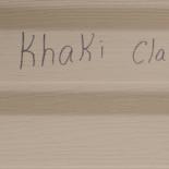 Vinyl-Khaki Clay