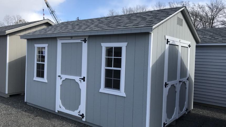 A Frame Cottage