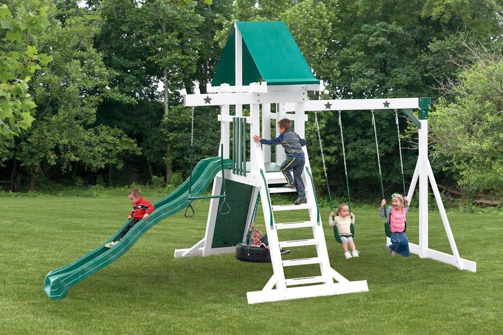 STOCK SWING SET