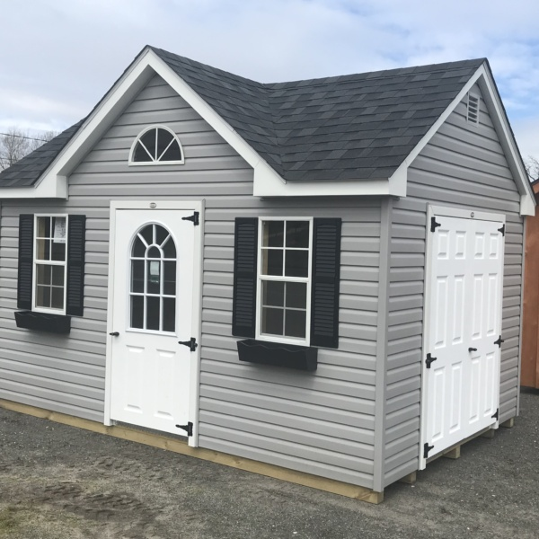 10 x 14 Victorian Shed
