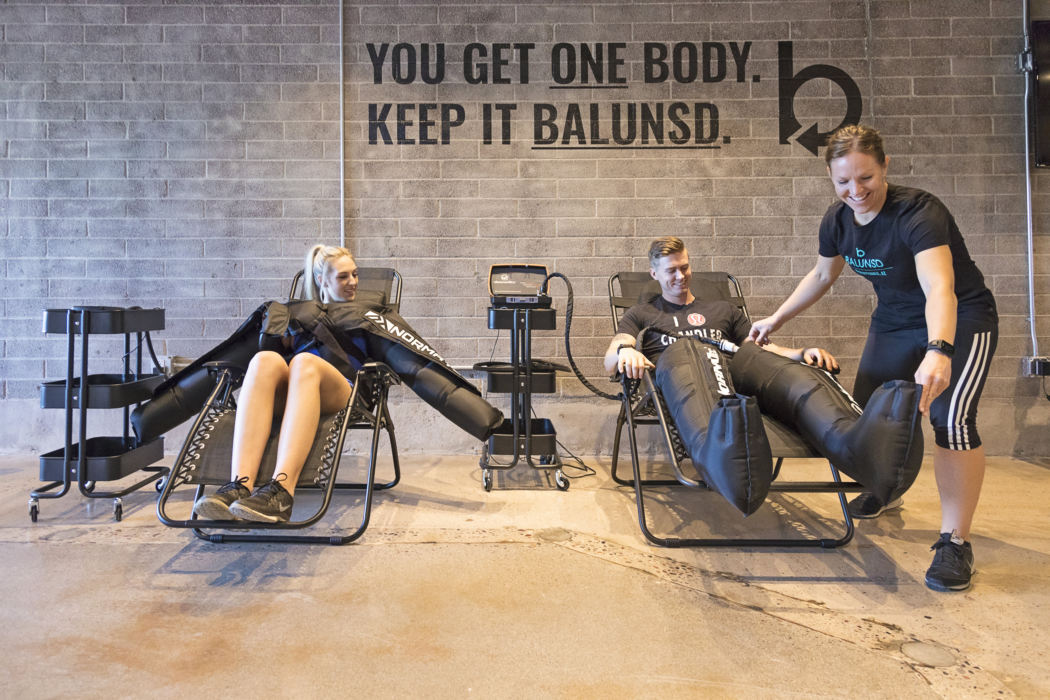 What's Normatec Compression Therapy?
