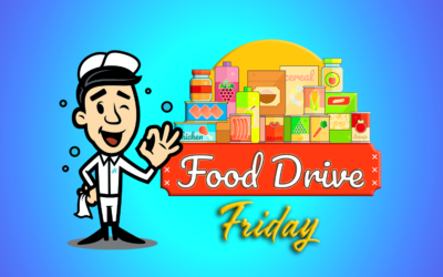 Food Drive Friday