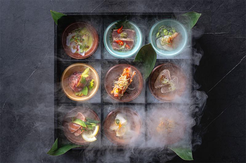World-class dining at Akira Back
