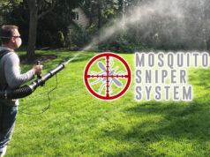 Mosquito Sniper System