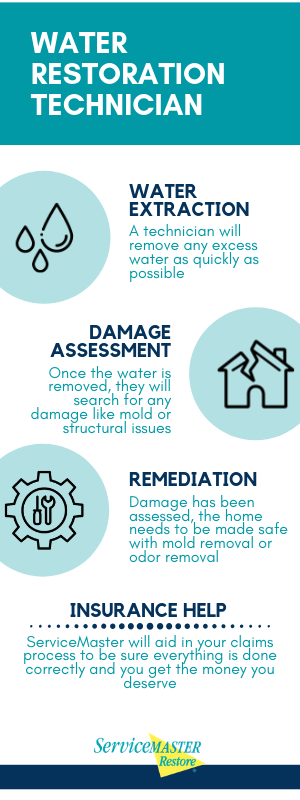 What Does a Water Restoration Technician Do