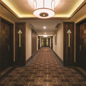 Commercial Hotel Carpet Cleaning