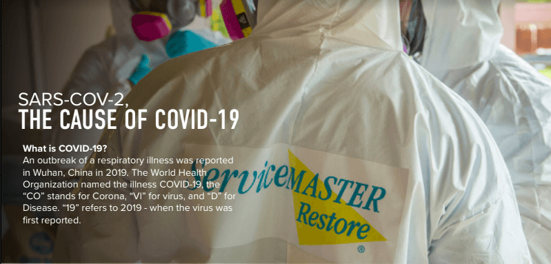 coronavirus covid-19 cleaning services