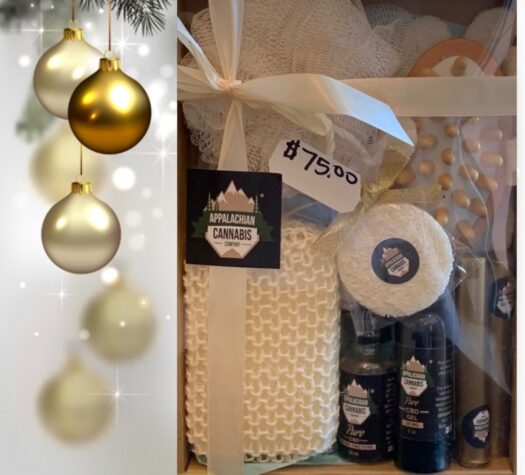 CBD GIFT BOX SET $74.99