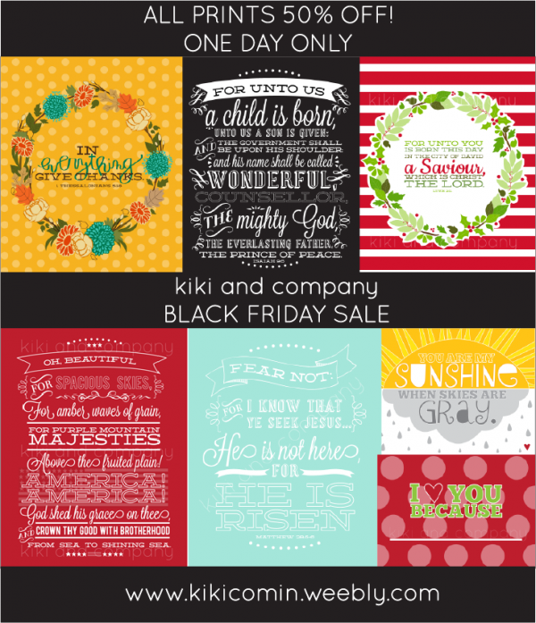 kiki and company black friday sale