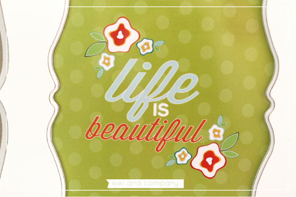 Free Life is Beautiful Print at Kiki and Company. 3 colors..they are so cute