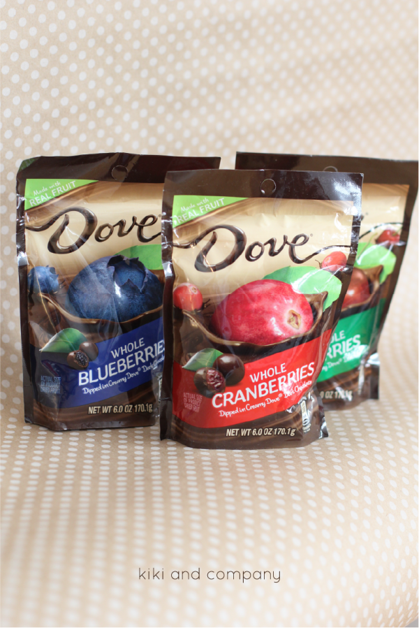 #dovefruit snack mix from kiki and company. Yum!