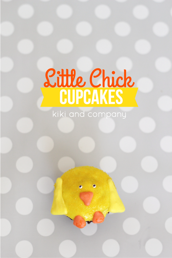 Cupcakes- Little Chicks 3