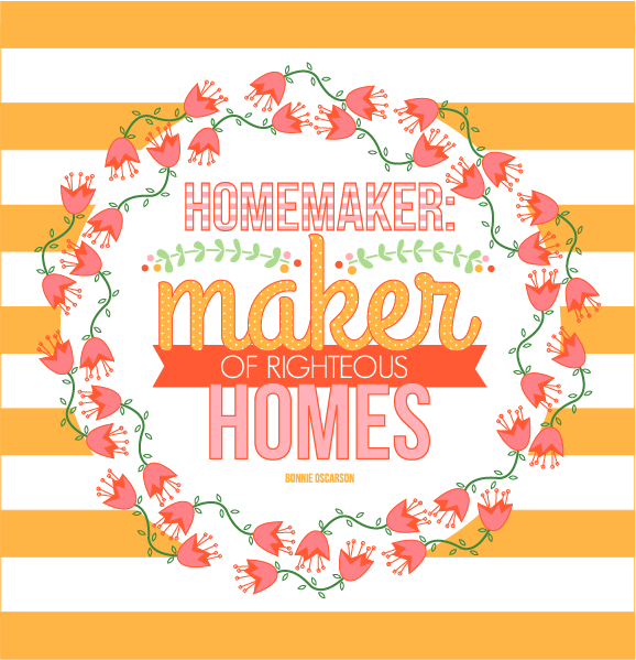 General Womens Meeting- Homemaker