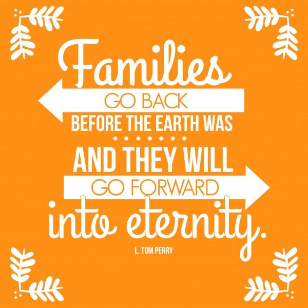 FAMILIES GO BACK
