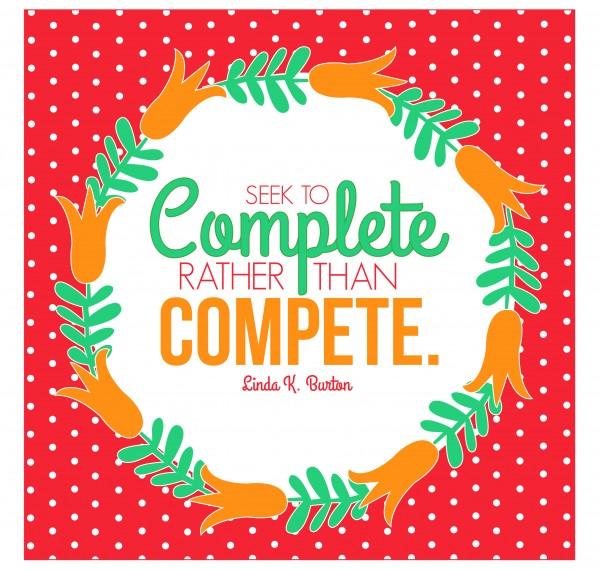 seek to complete