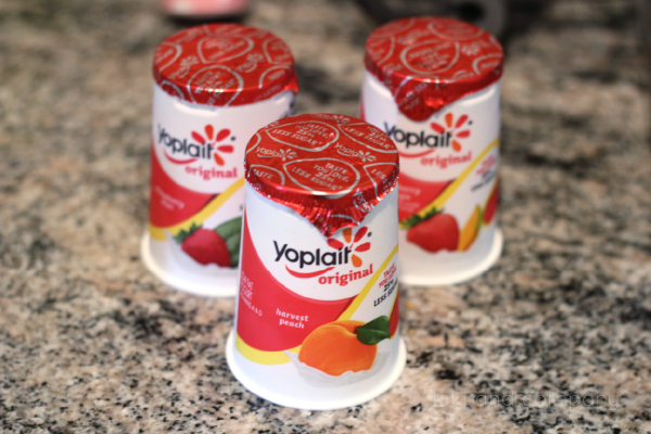 Yoplait Fruit Yogurt Dip and Spread recipe