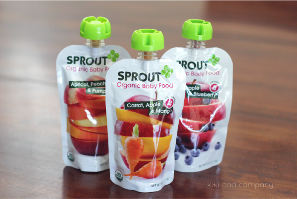 Sprout Baby Food 1