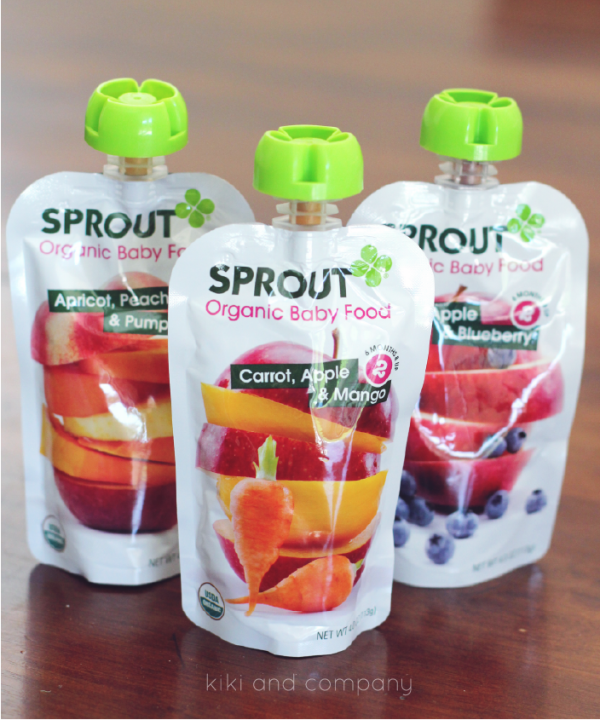 Sprout Baby Food 2