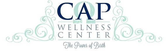 Cap Wellness White Background