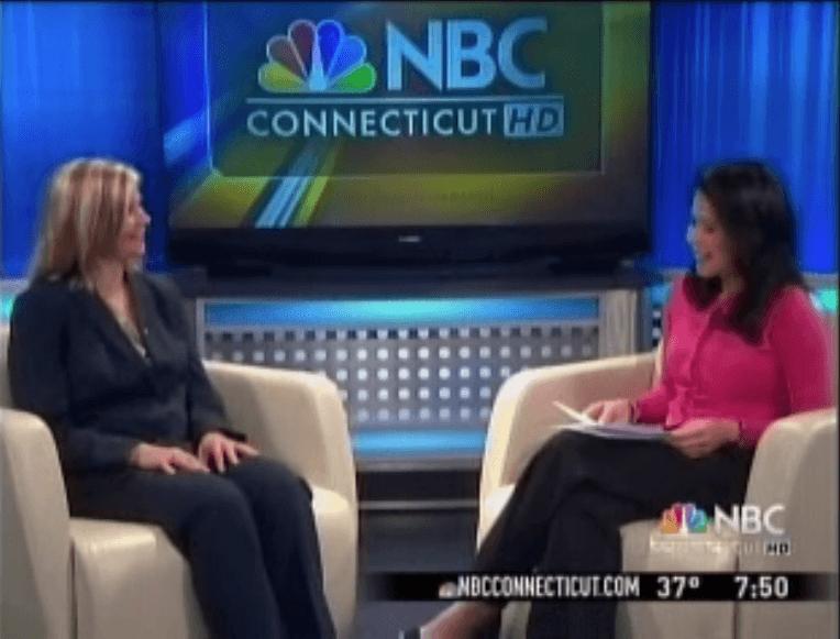 NBC Connecticut Interview Cheryl Newton Architects LLC