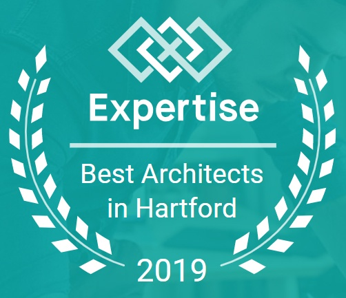 CNA voted one of the Top 20 Architects in Hartford by Expertise.com