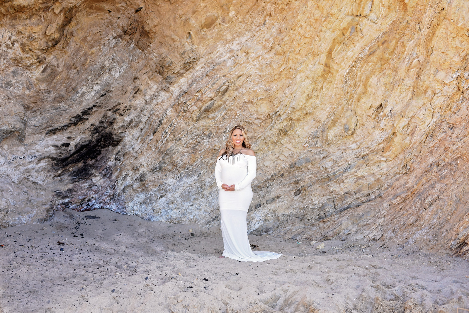 Maternity pictures | maternity beach pictures | orange county maternity photographer