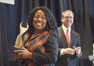 ATHENA Award recipient Alma Randolph