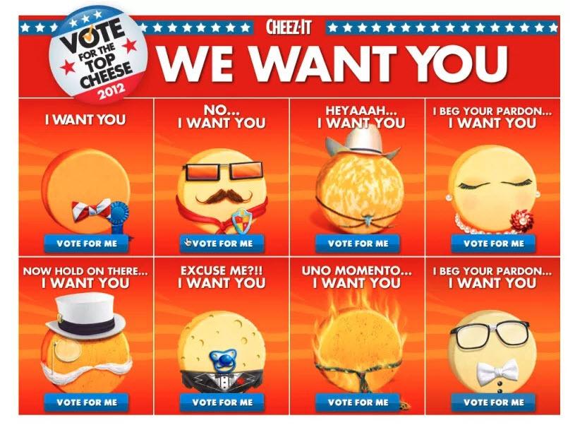 CheezIt Vote