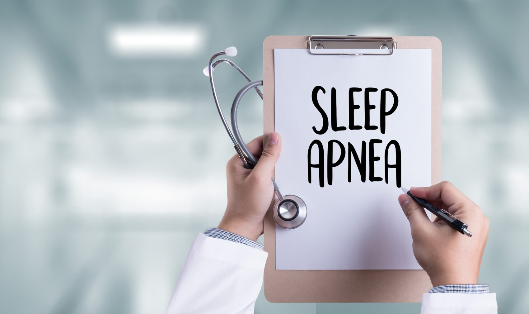 A Special Announcement for All Sleep Apnea Patients