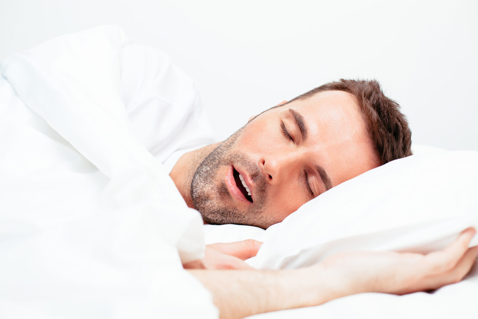 Dr. Mick Shares: Tips to Decrease Snoring
