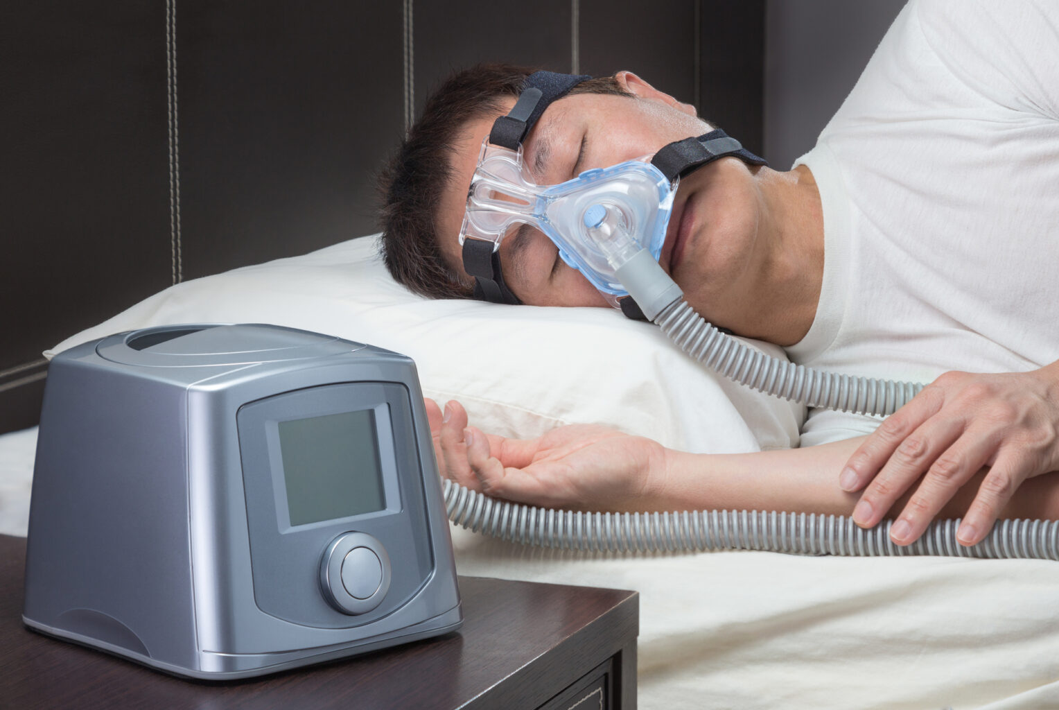 Does sleep apnea make you more susceptible to COVID-19?