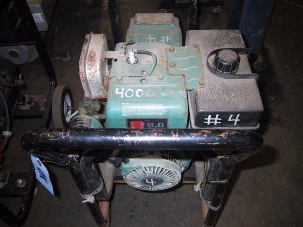 #2 – Coleman Power-mate Generator