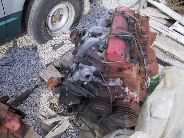 6.2 GM Diesel Motor