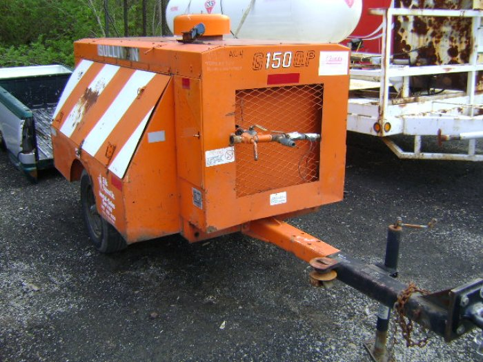 Air Compressor - Pull Behind