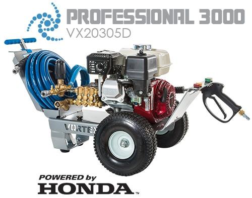 VX20305D Professional 3000