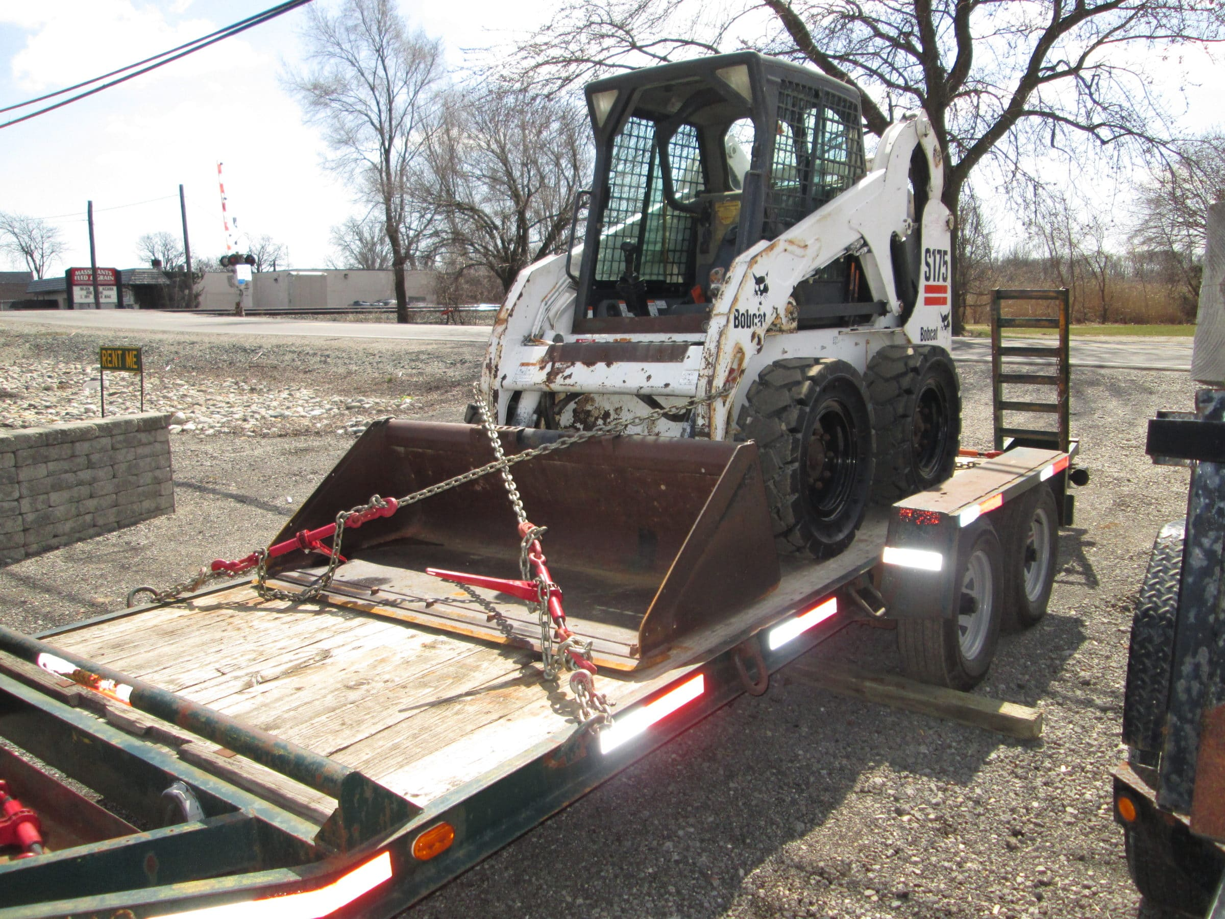 Bobcat and Attachments