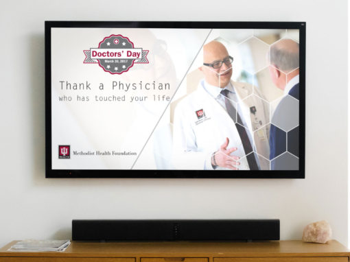 IU Health Foundation – web video