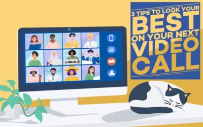 Tips for Looking Your Best on Your Next Video Call