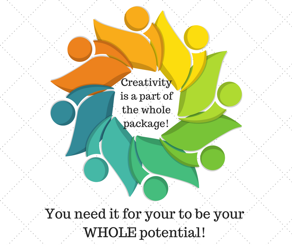 creativityis-a-part-of-the-whole-package