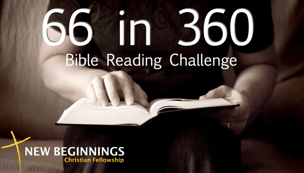66 in 360 - Bible In A Year