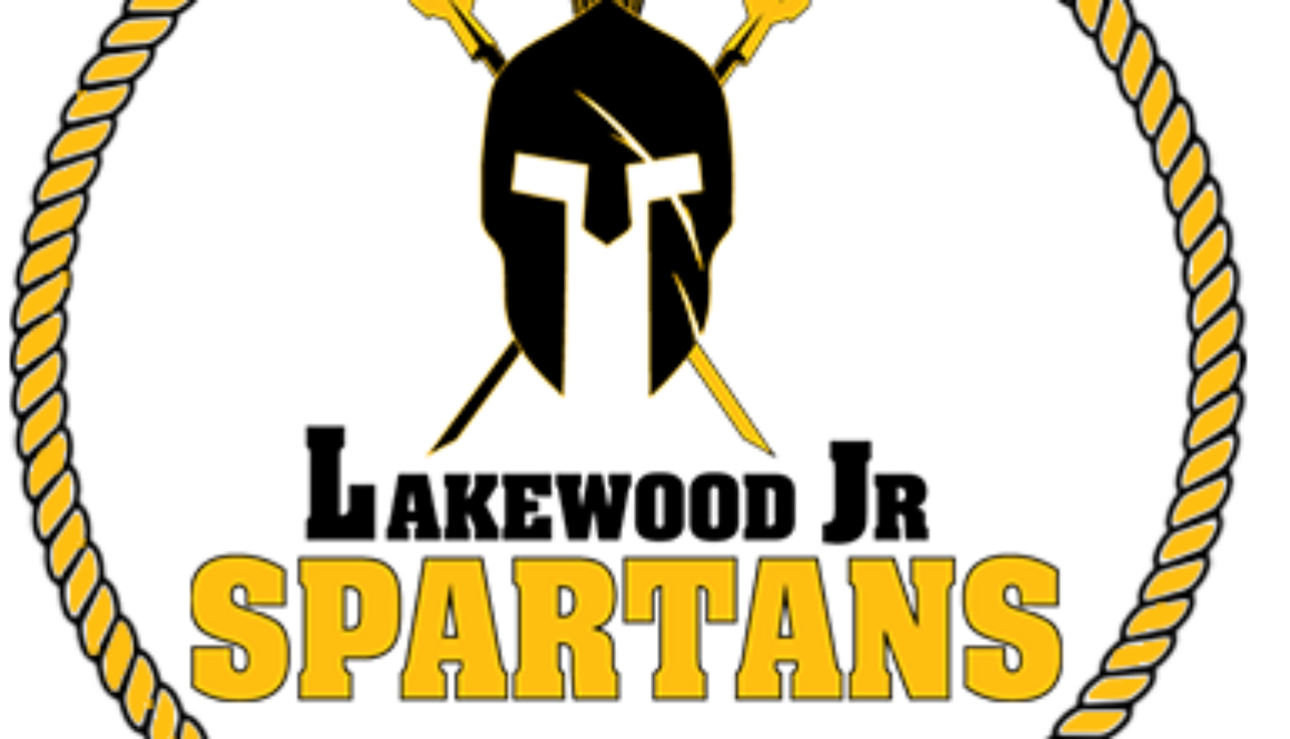 Lake Jr Spartans Logo